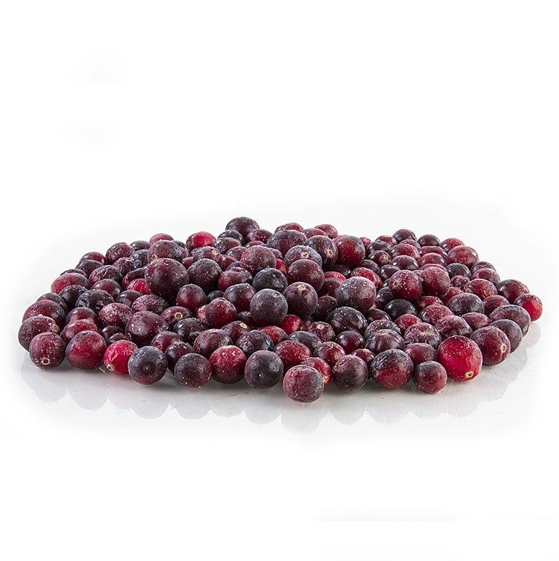 Cranberries/ Moosbeeren, ganz, TK, 1 kg