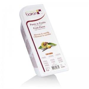 Püree - Marone mit Vanille, küchenfertig, TK, 1 kg
