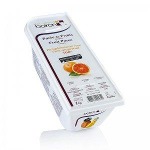 Püree - Rosa Grapefruit, ungezuckert, TK, 1 kg