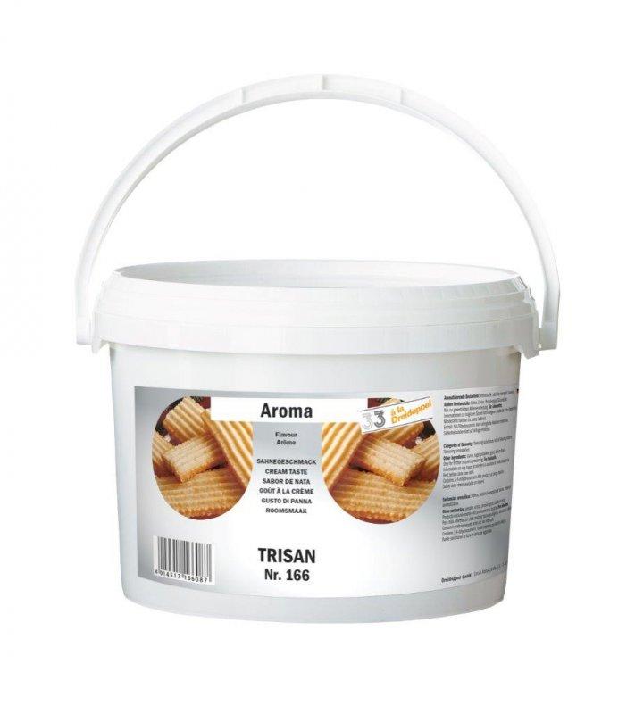 Trisan Vanil, Vanille Aroma, DreiDoppel, No.166, 1 kg