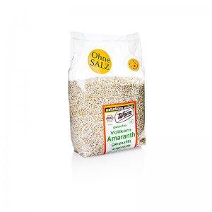 BIO Getreide, Mehl, Saaten, Backzutaten