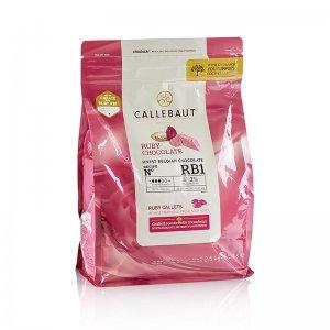 Diverse Produkte von Callebaut