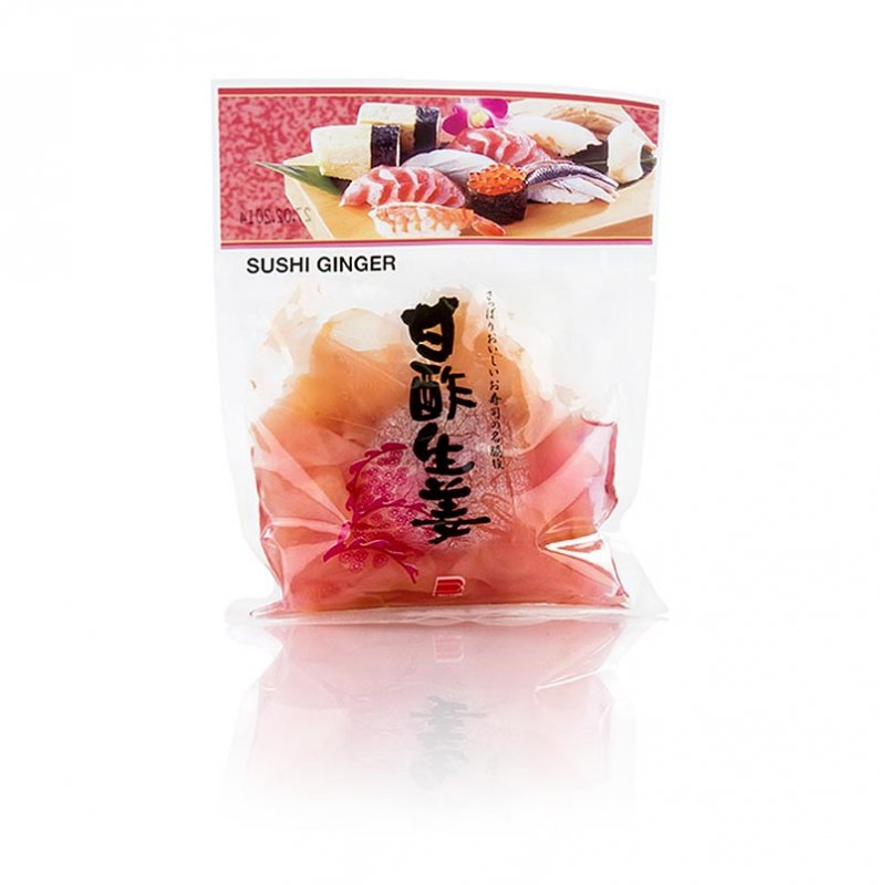 Ingwer, eingelegt, rosa, aus Japan, 110 g