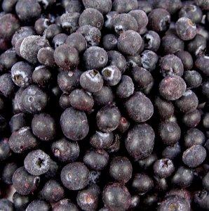 Heidelbeeren/Blaubeeren, wild, ganz, Dirafrost, TK, 2,5 kg