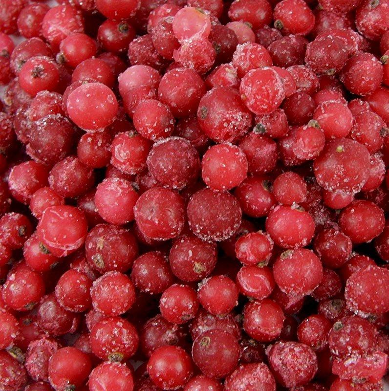 Rote Johannisbeeren, TK, 2,5 kg