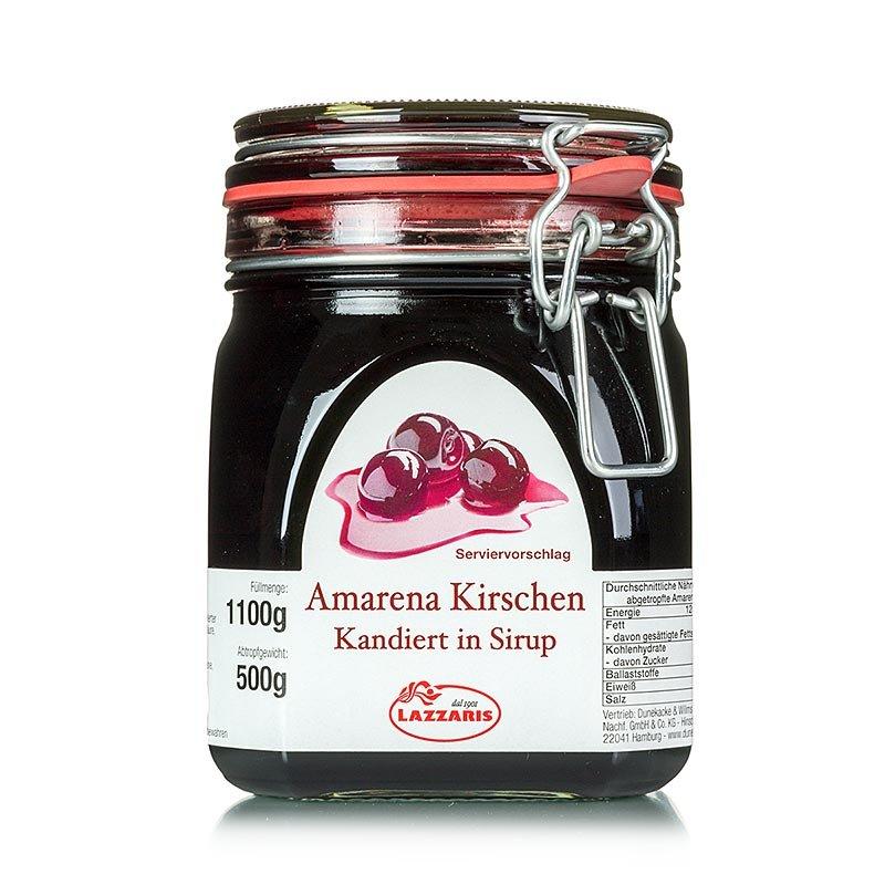 Amarena-Kirschen, in Sirup, 1,1 kg