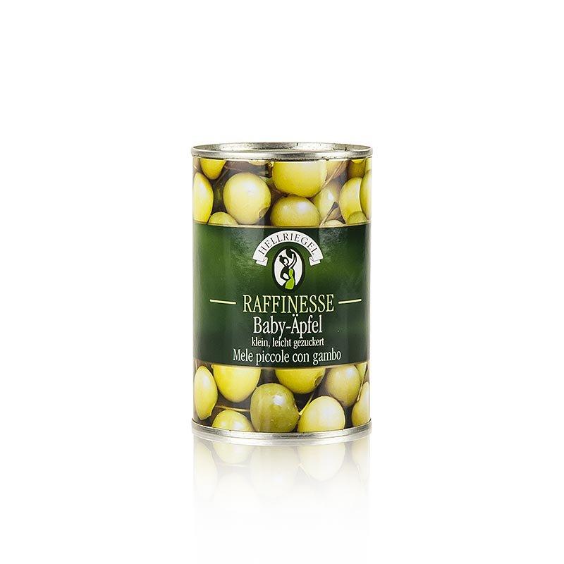 Kirschäpfel - Baby-Äpfel, leicht gezuckert, 425 g