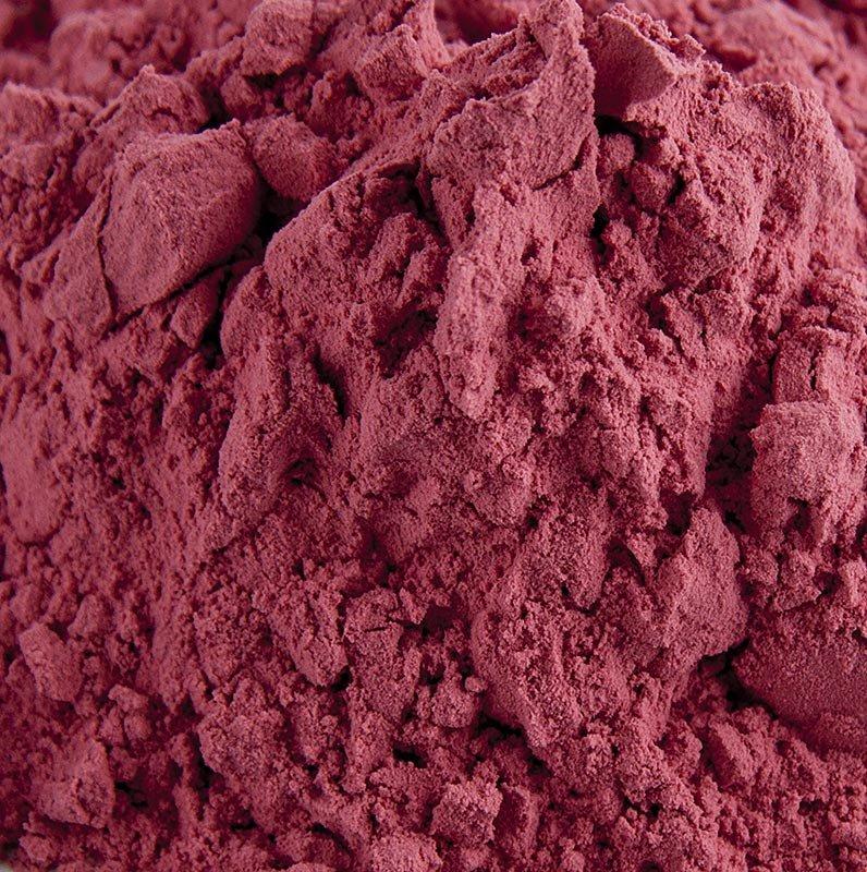 Fruchtpulver Himbeer, sprühgetrocknet, mit Maltodextrin, 1 kg
