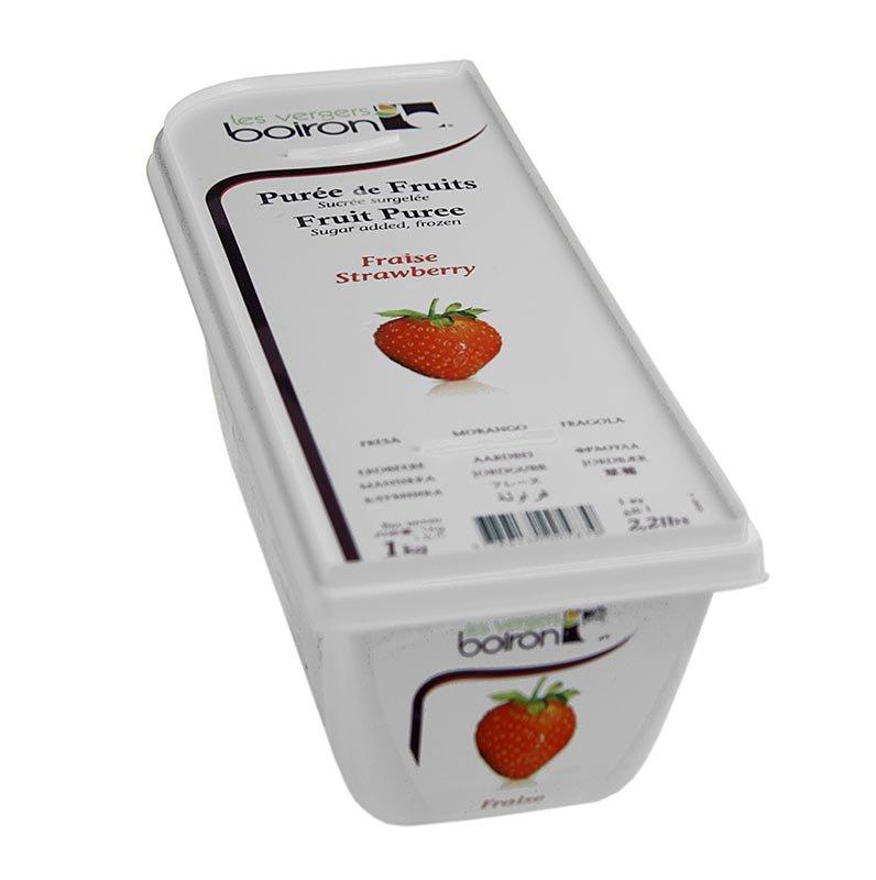 Püree - Erdbeere, TK, 1 kg