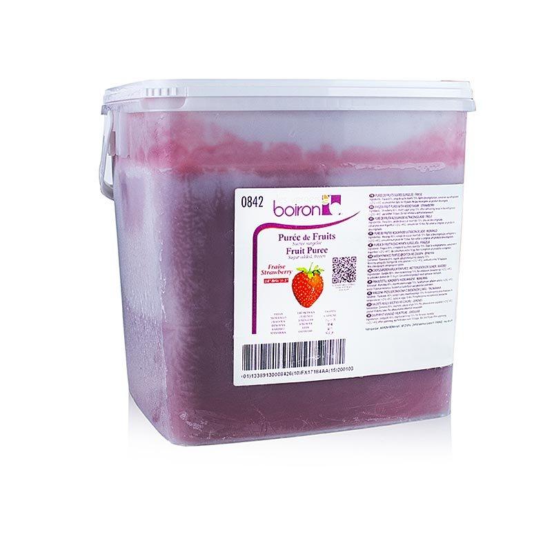 Püree - Erdbeere, TK, 10 kg