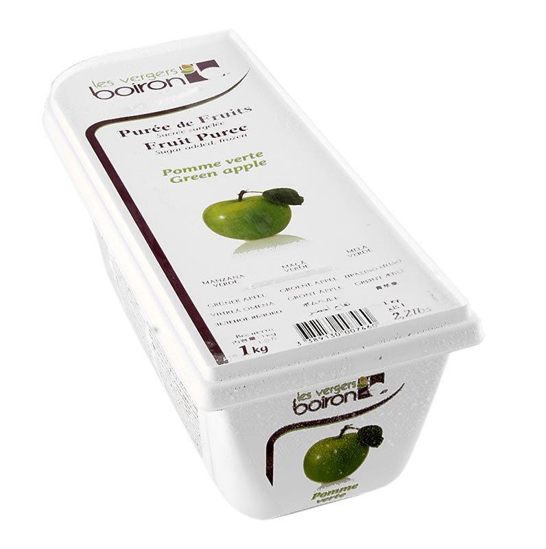 Püree - Grüner Apfel, Rhônetal, gezuckert, TK, 1 kg
