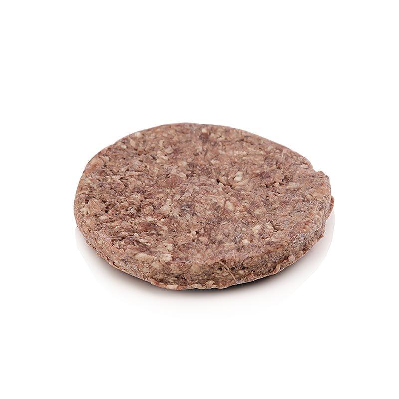Burger Patty, Biru® Wagyu, 8 Wochen Dry Aged, ø 12cm, eatventure, TK, 180 g