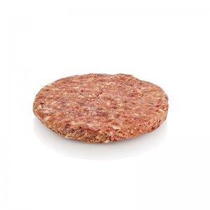 Burger Patty, Red Heifer Beef Dry Aged, ø 12cm, eatventure, TK, 180 g