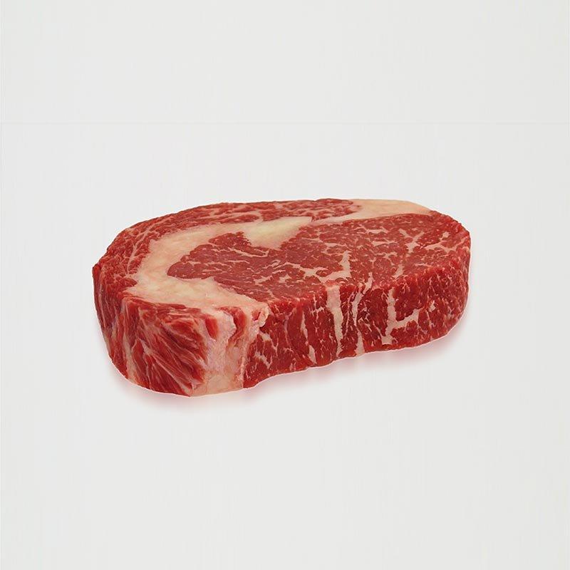 Ribeye Steak Auslese, Red Heifer Beef ShioMizu Aged, eatventure, TK, ca.350 g