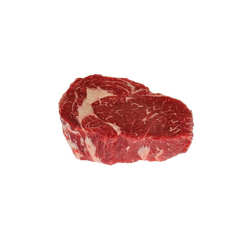 Ribeye Steak, Red Heifer Beef Dry Aged, eatventure, TK, ca.320 g