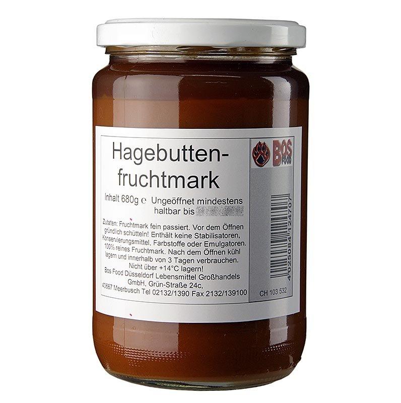 Püree/Mark - Hagebutte, fein passiert, 680 g