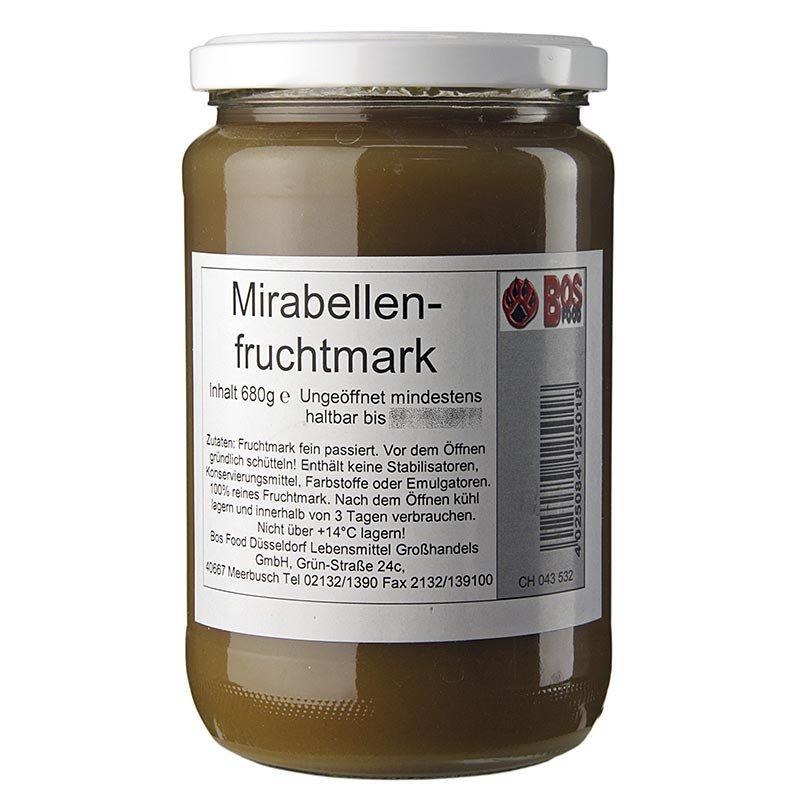 Püree/Mark - Mirabelle, fein passiert, 680 g