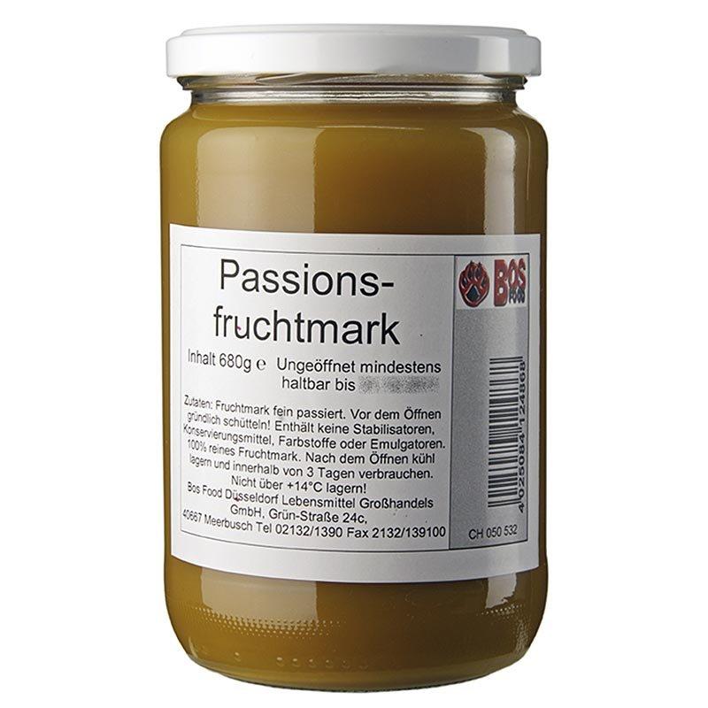 Püree/Mark - Passionsfrucht/Maracuja, fein passiert, 680 g