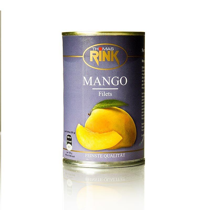 Mango Filets, gezuckert, 425 g