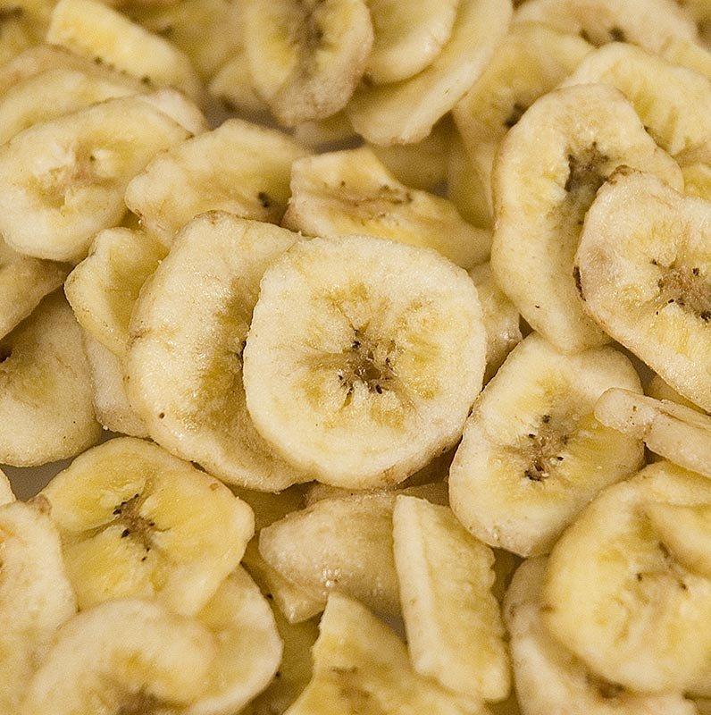 Bananen Chips, Honey dipped, 1 kg