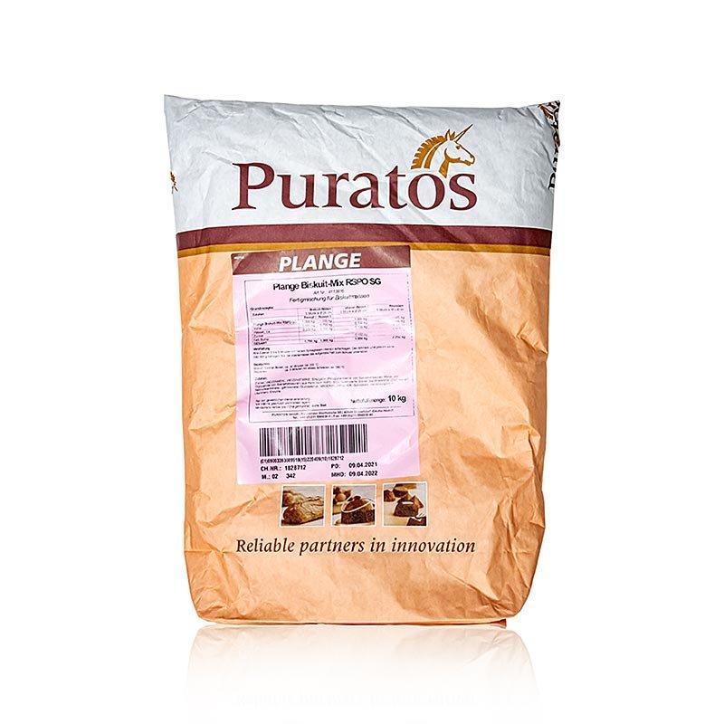 Biskuit Mix Pulver, Plange, 10 kg