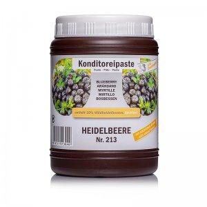Heidelbeer-Paste, Dreidoppel, No.213, 1 kg