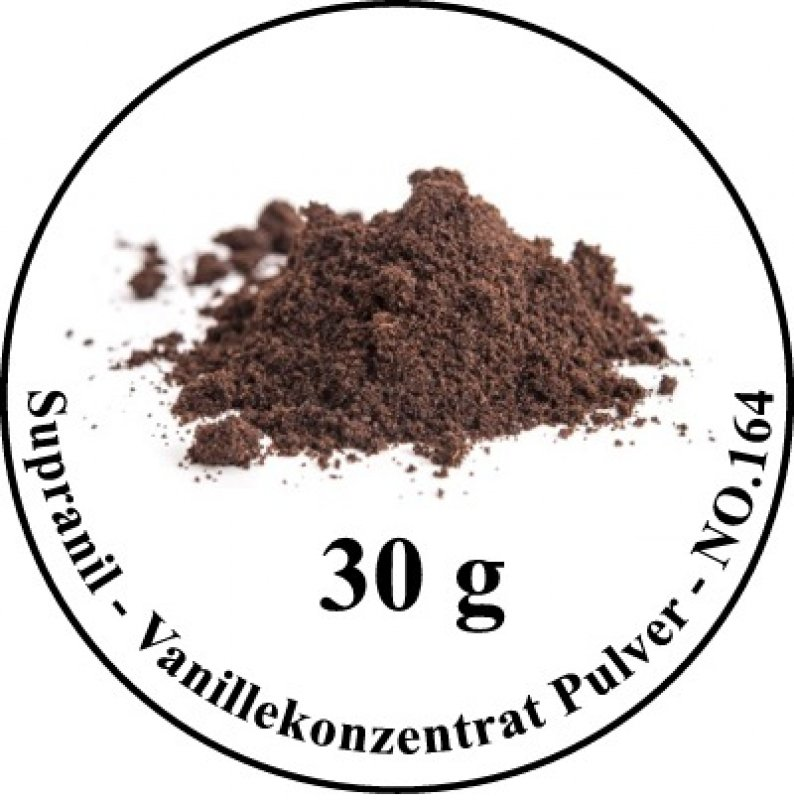 Supranil - Vanillekonzentrat Pulver, Dreidoppel, No.164, 30 g