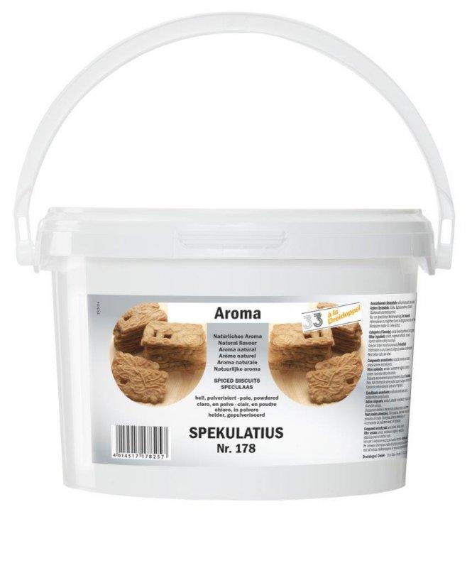 Spekulatius Aroma, hell, DreiDoppel, No.178, 25 g