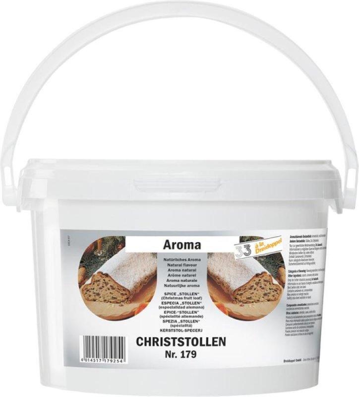 Christstollen-Gewürz-Aroma, DreiDoppel, No.179, 1,5 kg