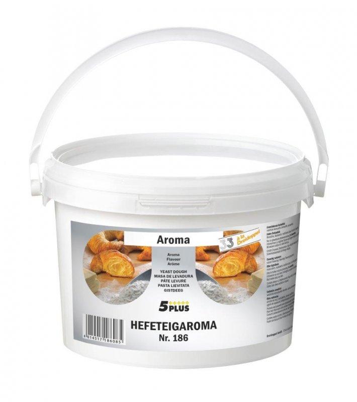 Hefeteigaroma 5PLUS, Aroma, DreiDoppel, No.186, 5 kg