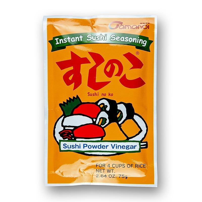 Osushi Mix - Sushi-Essigpulver, von Mitsukan, 75 g