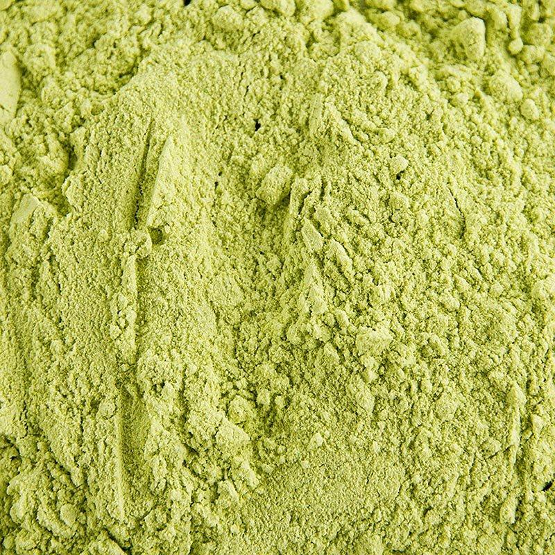 Wasabi - Grünes Meerrettich-Pulver, aus 100% Wasabi (Eutrema japonica), 1 kg