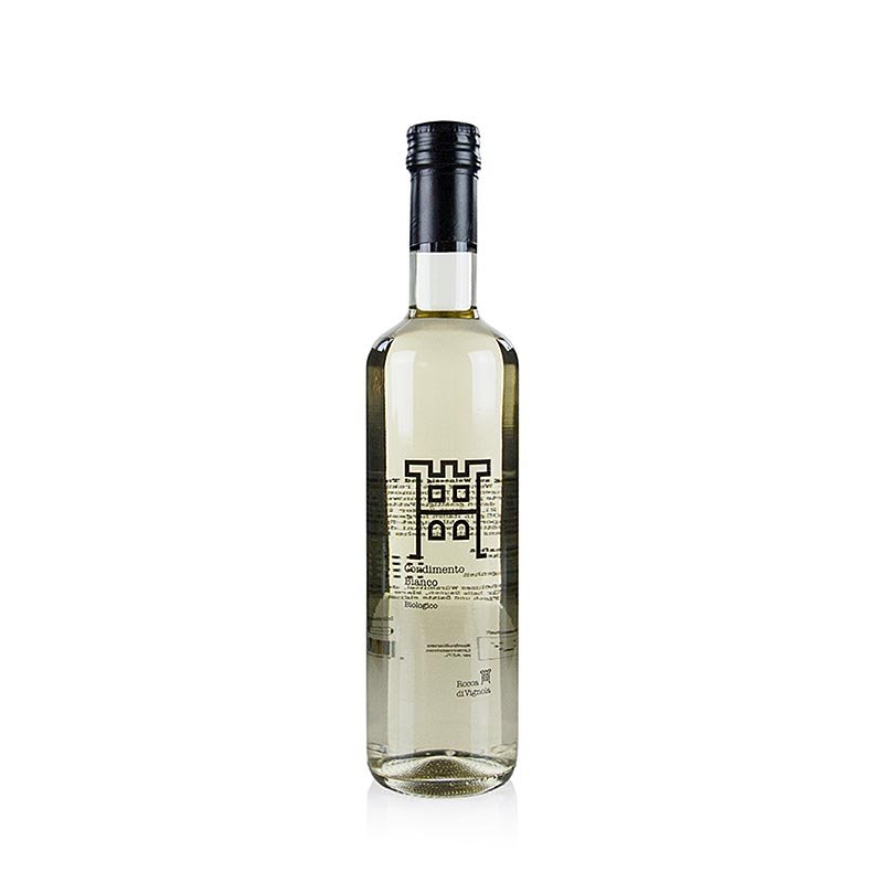 Balsamico Bianco Condiment, Rocca di Vignola, BIO, 500 ml