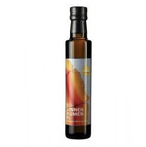 Sonnenblumenöl, kaltgepresst, Fandler, BIO, 250 ml