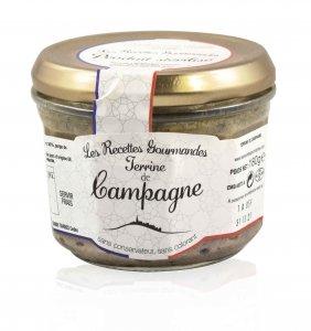 Bauerterrine 180 g (Recettes Gourmandes)