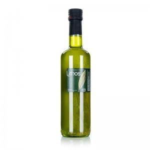 Natives Olivenöl Extra, Lithos, frühe Ernte, naturtrüb, Peloponnes, 500 ml