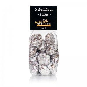 """Weihnachtsgebäck - Mini Stollenkonfekt """"Schokobissen"""", mit Schokolade, 250 g"""