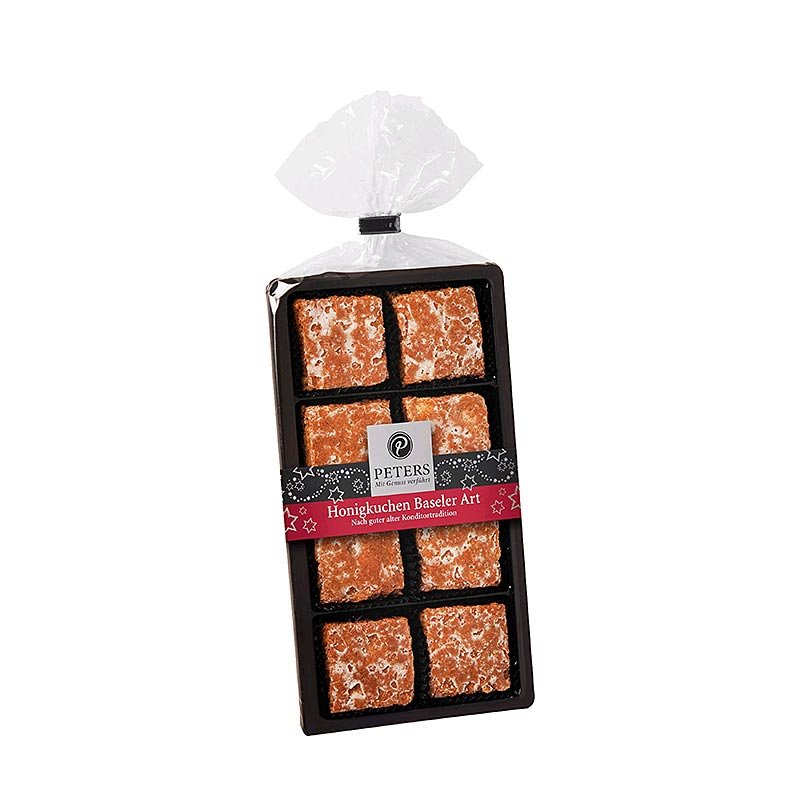 "Weihnachtsgebäck Honigkuchen ""Baseler Art"" (Leckerli), Peters, 100 g"
