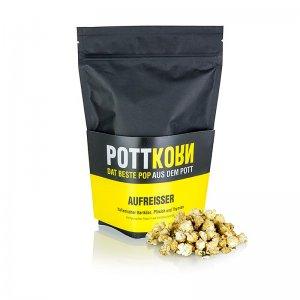 Pottkorn - Aufreisser, Popcorn mit Hartkäse, Pfirsich & Thymian, 80 g