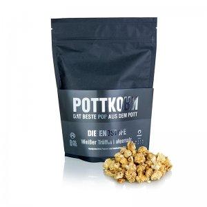 Pottkorn - Endstufe, Popcorn mit weißem Trüffel & Meersalz, 80 g