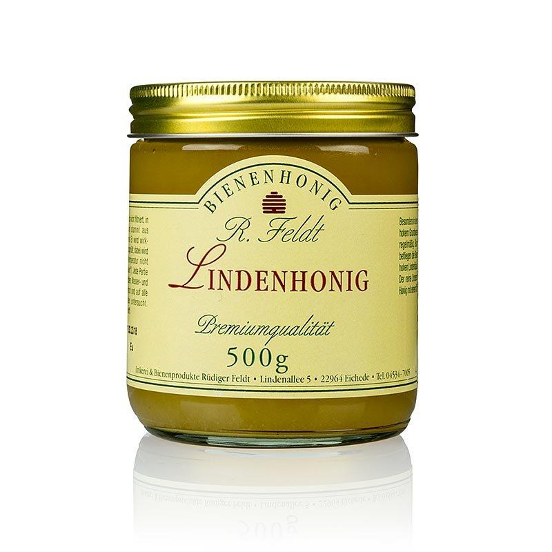 Linden-Honig, Deutschland, hell, cremig, kräftig-frisch, sommerlich, 500 g