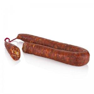 Chorizo extra pikant, einfache Qualität, hufeisenförmig, ca. 250 g