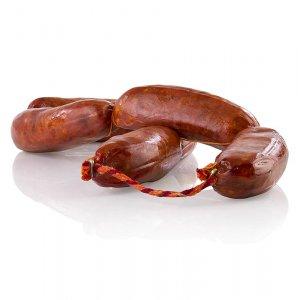 Chorizo Rosario Würstchen - de la Stra Julia, einfache Qualität, pikant, ca. 300 g