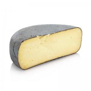 Kaeskuche - Schwarze Gaiss, Käse aus Ziegenmilch, 8 Monate gereift, ca. 2 kg