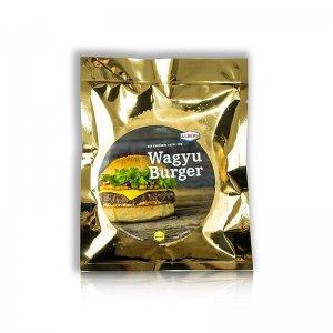 Jack´s Creek Burger Pattie, Wagyu Rindfleisch, TK, 150 g