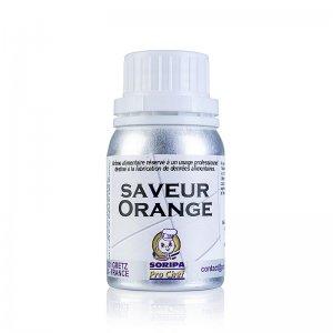 SORIPA Orangen-Aroma, süß - Orange douce, 125 ml