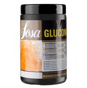 Sosa Gluconolactat (Calciumglukonat und -lactat), E 578, E 270, 500 g
