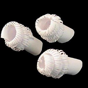 Manschetten, Papillotes Poulet, 14 mm, für Geflügel, 100 Stück