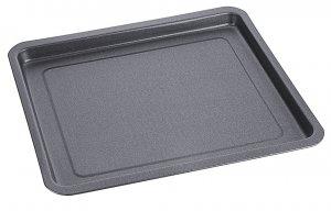 Antihaft-Backblech aus 0,6 mm starkem Stahl, PTFE antihaft-beschichtet, 39,5 cm x 35,5 cm x 2,5 cm