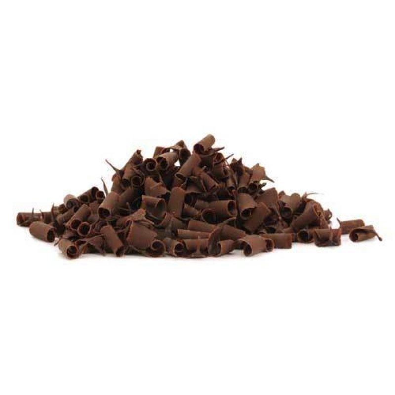 Schokoladenblüten, Zartbitter, 2 Kg